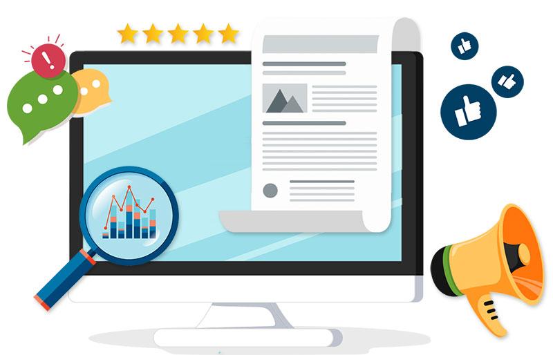 strategia di content marketing, SEO e blog